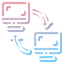 Free website migrations icon